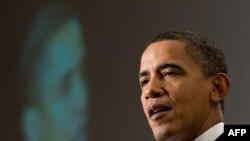 Президент Барак Обама у Балтиморі