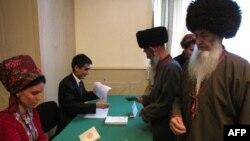 Вибори у Туркменистані