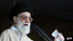 Iranın Ali Dini rəhbəri Ayətullah Xameneyi, 4 noyabr 2005