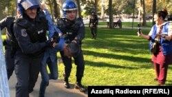 Серед затриманих – лідер опозиційної Партії народного фронту Азербайджану Алі Керімлі