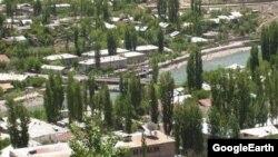 Тоғли Бадахшон мухтор вилояти маркази Ҳоруғ шаҳри мавзеларидан бири.