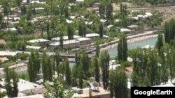 Хорог, Горно-Бадахшанская область, Таджикистан. Иллюстративное фото.