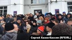 Митинг в Кемерово, 27 марта 2018 года