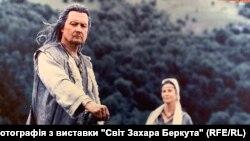 Фрагмент фільму «Захар Беркут», де у головній ролі – голлівудський актор Роберт Патрік