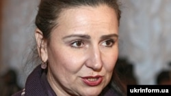 Депутат Верховної Ради Інна Богословська