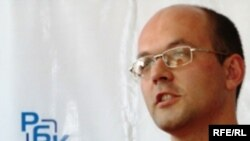Андрей Цуканов, гражданский активист.