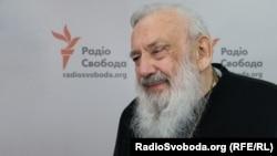 Кардина УГКЦ Любомир Гузар. Київ, 27 квітня 2016 року