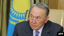 Қазақстан президенті Нұрсұлтан Назарбаев. Астана, 17 маусым 2015 жыл.
