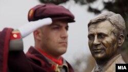 Одбележување на годишнина од смртта на претседателот Борис Трајковски.