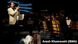 ناصر چشمآذر تنظیم آثاری چون «مداد رنگی» با صدای ابی و «هجرت» با صدای گوگوش را برعهده داشته است