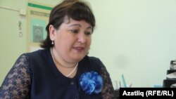 Зәбирә Риянова