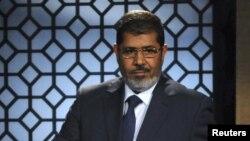 Египет президенті Мохаммед Мурси.