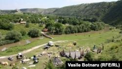 Orheiul Vechi la Butuceni. Festivalul DescOperă 2016