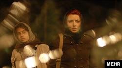 لیلا حاتمی در فیلم «جدایی نادر از سیمین» ساخته اصغر فرهادی