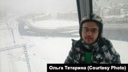 Погибший два года назад солдат Артем Тетерин