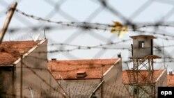Pamje të një burgu në Turqi