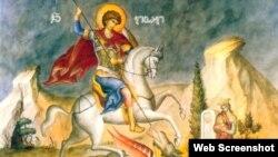 წმინდა გიორგის ხატი
