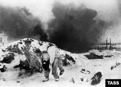 Бои за Ленинград, 1942