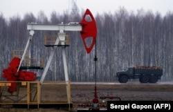 Нафтаздабыўная вытворчасьць у Рэчыцы