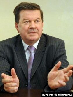 Mihailo Banjević, potpredsjednik upravnog odbora Atlas banke