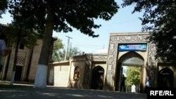 Chorraha masjidi