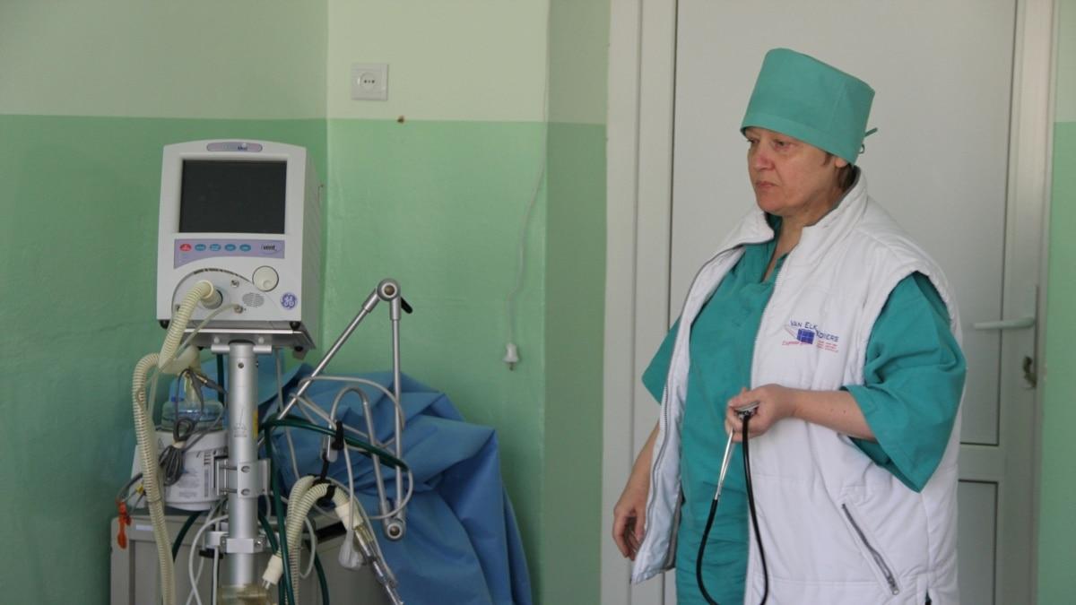 25 лет без ремонта. Вспышка коронавирус «помог» с ремонтом в больнице