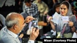 Добуш берүү. Иран. 19-май