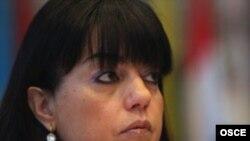 Mara Marinaki, ambasador grec la OSCE