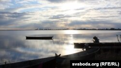 Спораўскае возера