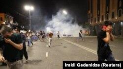 GEORGIA-PROTESTS/POLICE