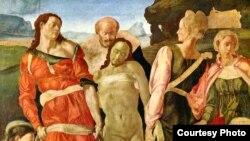 در ۱۸ فوريه سال ۱۵۶۴ ميلادی «ميکل آنژ» نقاش، مجسمه ساز و شاعر ايتاليايی قرن شانزدهم درشهر رم درگذشت