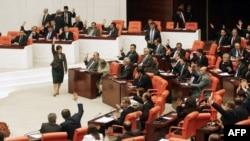 Ҷаласаи парламенти Туркия