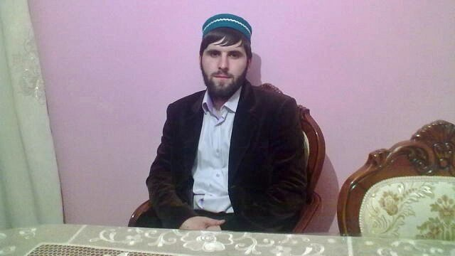 """When [my brother] tells me...that I shouldn't celebrate the Prophet's birthday, I answer: 'Stop. This is where this conversation must end,'"" says Rustam (Abubakar) Shapiyev. Magomed Shapiyev refused to be photographed for this story."