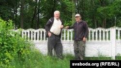 Жыхары вёскі Лаша таксама добра памятаюць школьны музэй Карскага