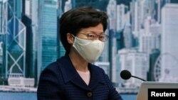 Главният администратор на Хонконг Кари Лам