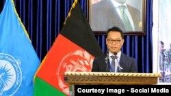 دنیلو فدیرا نماینده بخش تعلیم و تربیه یونسکو در افغانستان
