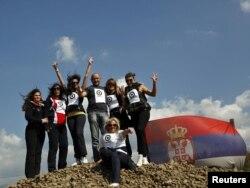 Srbi na barikadama u Jagnjenici