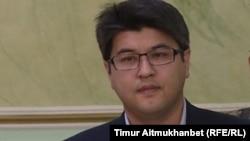 Бывший министр национальной экономики Казахстана Куандык Бишимбаев. Архивное фото.