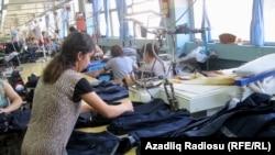Швейная мастерская. Иллюстративное фото.