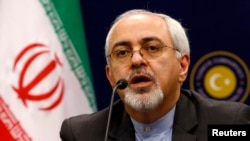 "Iran's top nuclear negotiator, Foreign Minister Javad Zarif, has said reaching a framework deal is ""possible this week."""
