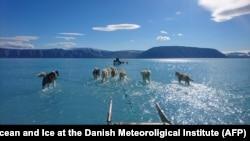 Qrenlandiya, arxiv fotosu