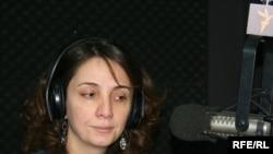 """ნინა ხატისკაცი, """"საერთაშორისო გამჭვირვალეობა - საქართველოს"""" პროგრამების დირექტორი"""