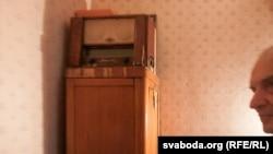Сяргей Ханжанкоў і ягоны прымач. 2013