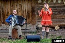 Этна-дуэт «Агата»: культурная праграма