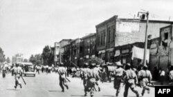 درگیری های خیابانی در تهران - روز ۲۸ مرداد
