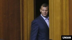 Народний депутат Сергій Клюєв в залі засідань Верховної Ради, архівне фото