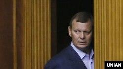 Народний депутат Сергій Клюєв