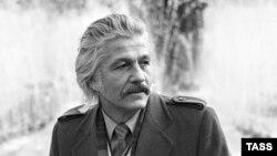 Meşhur moldowaly artist Mihai Wolontir, 1985