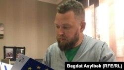Генеральный директор клиники «Свободные люди» Антон Гордеев.