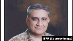 Pakistan's new army chief General Qamar Javed Bajwa